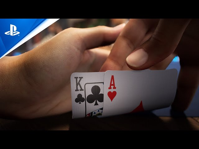 Poker Club - Reveal Trailer | PS4, PS5