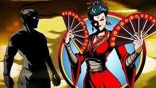 вЫЗОВ ВДОВЫ     про бой с тенью 2 детское видео игра Shadow Fight 2 от FGTV