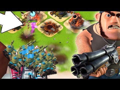 Energy Drink! How Well Does it Work? Boom Beach Private Bullit Strategy!