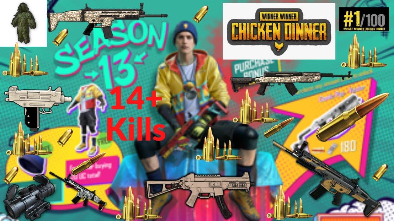 Chicken Winner Chicken Dinner Win!