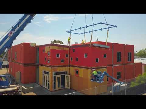 Gen7 Two-Story: Educare of Los Angeles at Long Beach