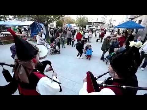 Arranca en A Milagrosa la tradicional Feira de San Isidro