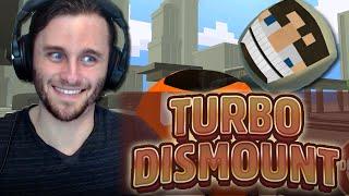 Turbo Dismount | Destroy Derp SSundee