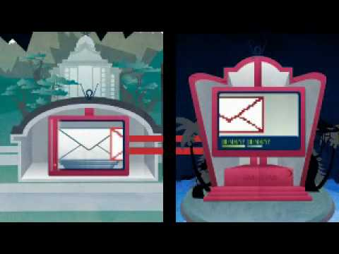 GMS animation film from Universal Postal Union, UN agency