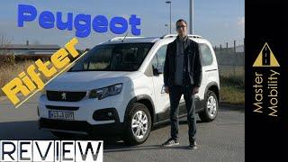 Peugeot Rifter (2018) | Review/Test/Probefahrt | #Master