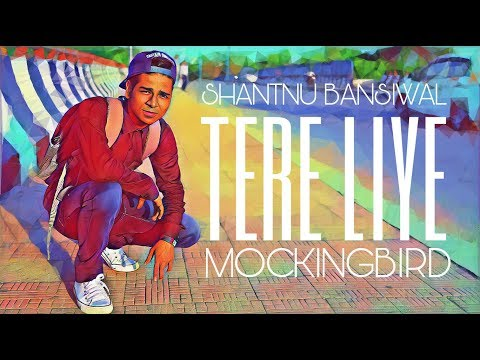 HINDI RAP SONG | TERE LIYE | BEAT-MOCKINGBIRD |