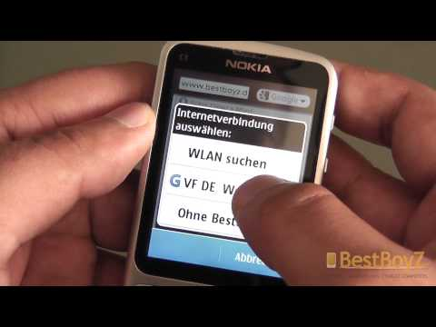 Review: Nokia C3-01 Touch and Type | BestBoyZ
