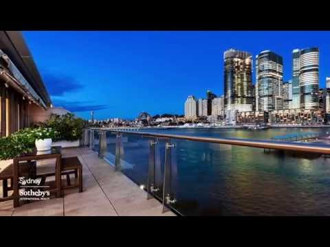 Sydney Sotheby's - Pyrmont , 14 Wharf Crescent, The Penthouse