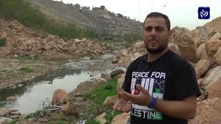 الصرف الصحي في وادي الغفر يهدد صحة المواطنين