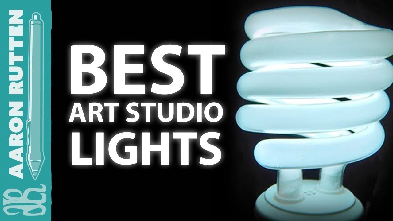 Best Light Bulbs For Art Studio LIGHTING