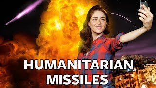ICYMI: Be reassured, people of Syria - the West has humanitarian missiles ready to intervene!