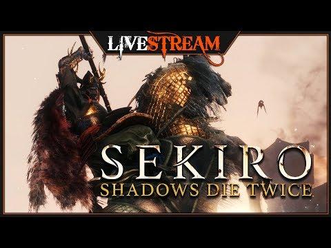 🔴 Sekiro: Shadows Die Twice | Jogando o início do game junto com o HadesPlays