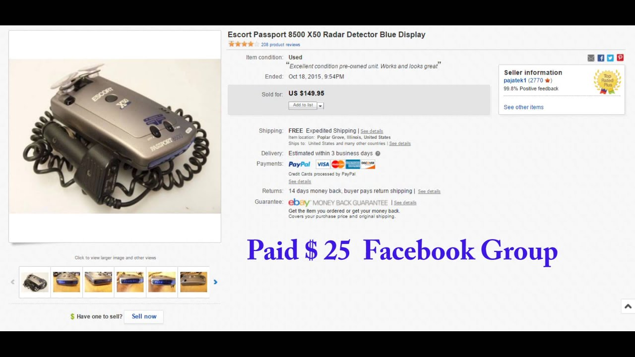 17 Crazy And Weird Items I Sold On Ebay For Over 17 000 In October Youtube