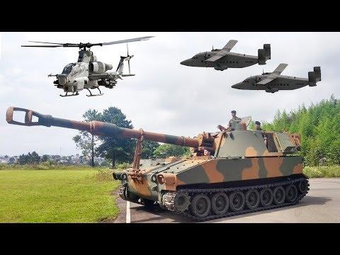 As mais Recentes Aquisições do Exército Brasileiro