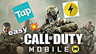 Gambar cover Easy way to download [Call of duty mobile] 100% workGame play 💥