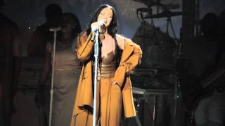 rihanna love on the brain live at barclays center 3 30 16