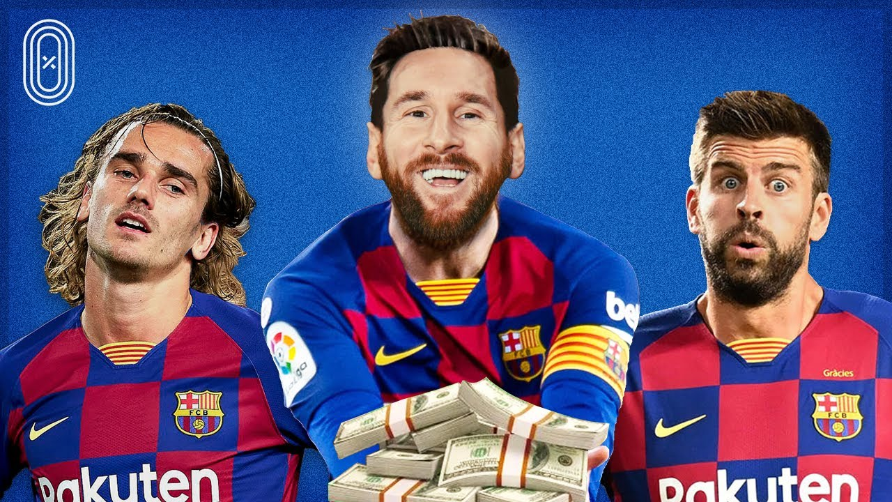 How Lionel Messi Became The Highest Paid Athlete in History