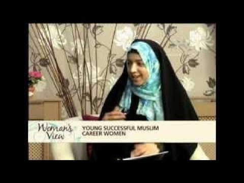 Young Successful Muslim Career Women PT2 Salma Jaffer vesves Zahra Al Alawi