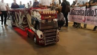 Modeltruck Big Parade at Expo Model Verona Part Three