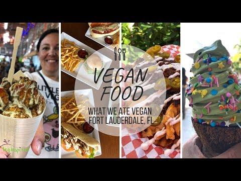 Vegan Food in Fort Lauderdale & Miami