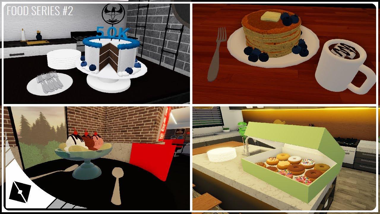 ROBLOX Studio | Food Series #2