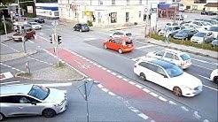 Kreuzung in Rosenheim live