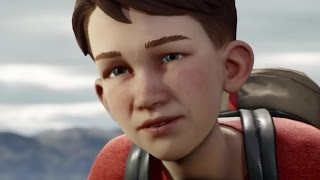 Unreal Engine 4 - Open World Kite Cinematic Trailer (GDC 2015) | OFFICIAL