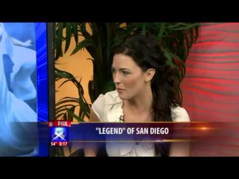 FOX 5 Morning News: «Legend» of San Diego