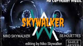 Wizario - silhouettes(alan walker style) editning by:Niko Skywalker