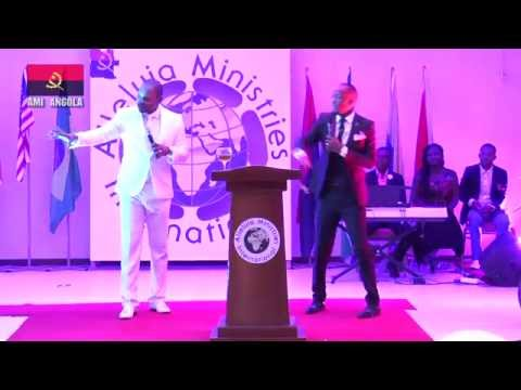 Pastor Alph LUKAU - Divine Intervention Day 1 ( AMI ANGOLA)