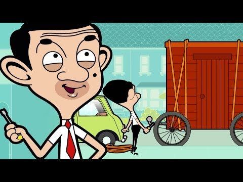 Build it Bean (Mr Bean Season 3) | NEW Funny Clips | Mr Bean Official