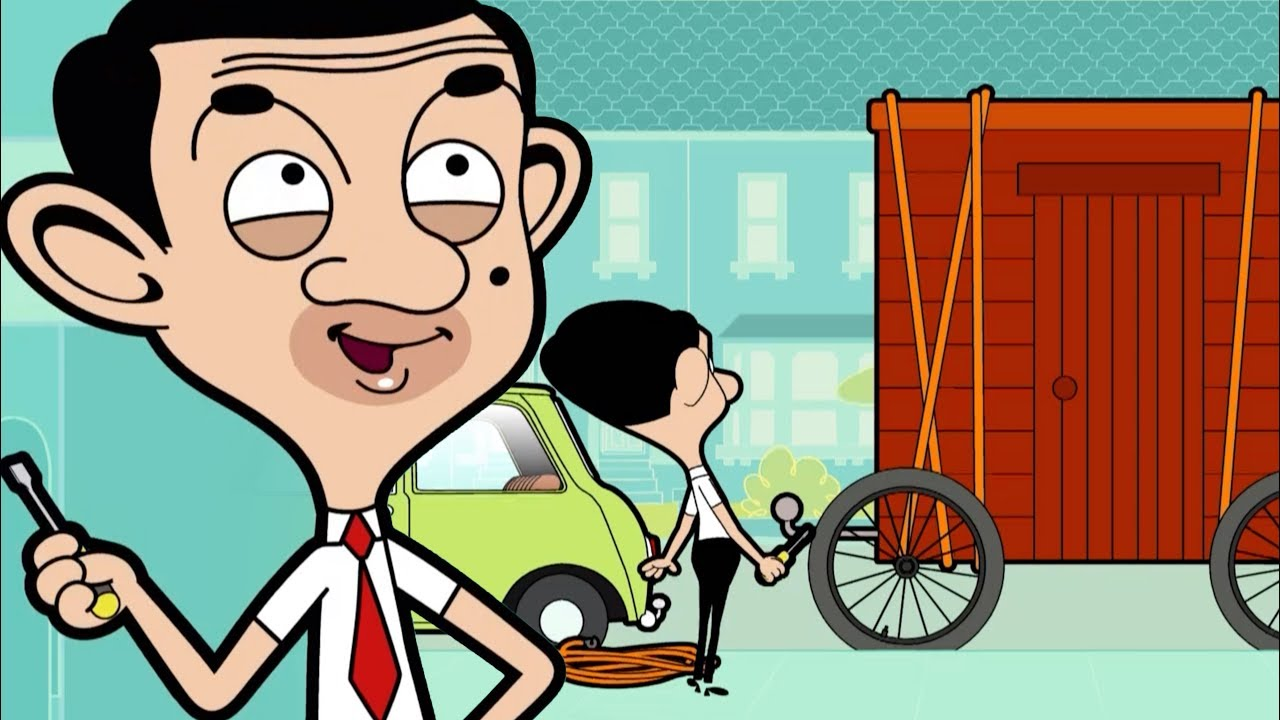 Download Build it Bean (Mr Bean Season 3) | NEW Funny Clips | Mr Bean Official