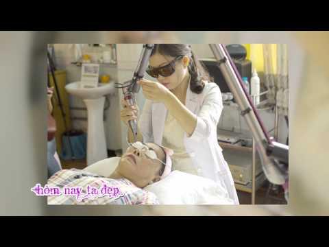 Trị Nám, Tàn Nhang bằng công nghệ Laser Toning | Lucid PTP | Mỹ Viện Phương
