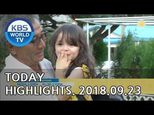 Today Highlights-The Return of Superman/Two Days and One Night/My Only One E3-4[2018.09.23]