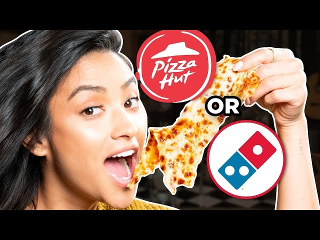 Pizza Cheese ONLY Taste Test
