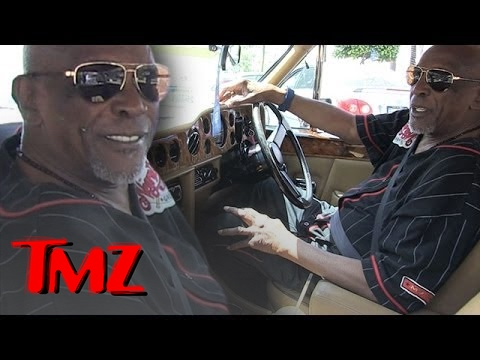 Louis Gossett Jr.'s Beautiful Rolls Royce  TMZ