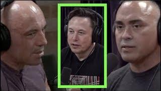 Eddie Bravo's Elon Musk Conspiracy Theory