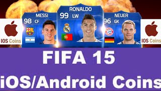 FIFA 15 ANDROID\IOS NS INSANE 100K -1 MILLIONS COIN TRADING METHOD!