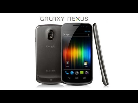 GIGA Review - Samsung Galaxy Nexus
