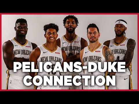 New Orleans Pelicans Have Deep Connection To Duke Basketball