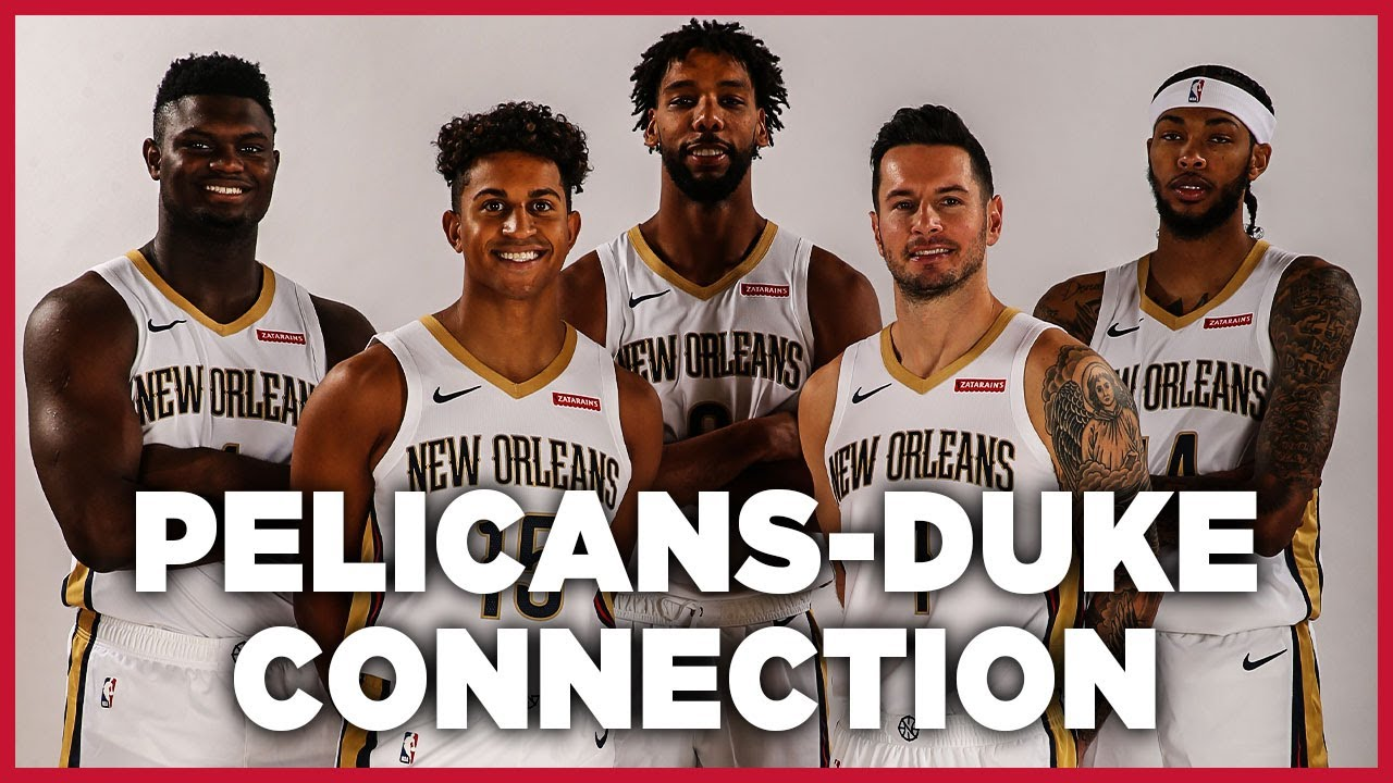 New Orleans Pelicans Have Deep Connection To Duke Basketball New Orleans Pelicans