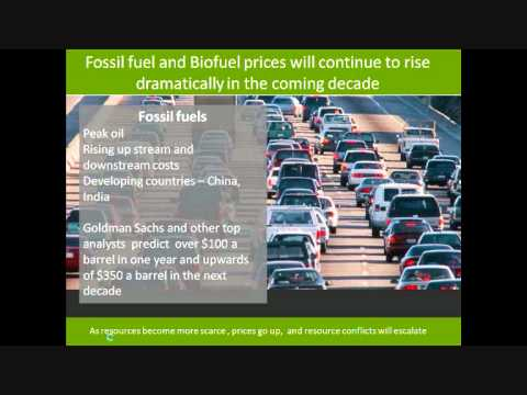 Grow your own Green Oilfield
