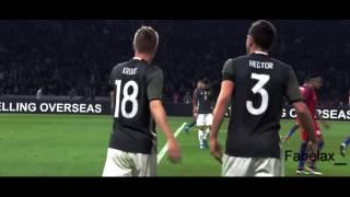 Mario Gómez vs England (Friendly) 15-16 HD 720p (26.03.2016)