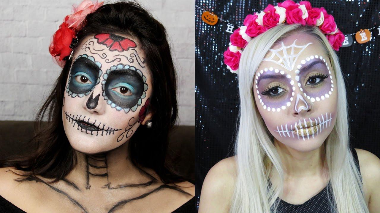 caveira without makeup