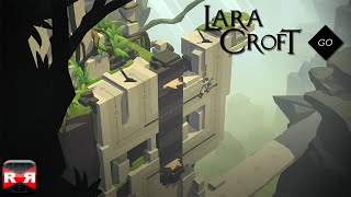 Lara Croft GO - The Maze of Stones - iOS / Android - Walkthrough Gameplay Part 2