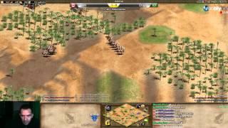 Slam vs Dogao Rated Games, Game 1 Arabia 01 06 2015