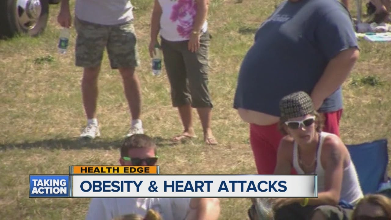 New study indicates high BMI not associated with increased risk of heart attack or death