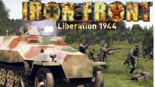 Iron Front: Liberation 1944 PC Gameplay HD