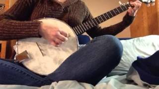 """To Sheila"" banjo cover"