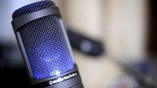 видео Audio-Technica AT2020USBi – конденсаторный USB-микрофон  | ProSound